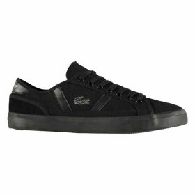 Lacoste Sideline Canvas Mens Trainers