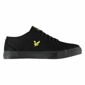 Lyle and Scott Teviot Twill Trainers