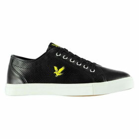Lyle and Scott Lennox Trainers
