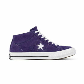 Converse One Star Mid Top Trainers