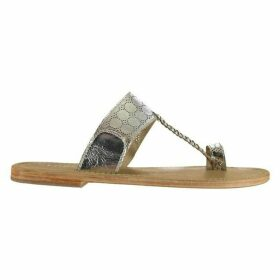 Firetrap Blackseal Lily Lazer Sandals