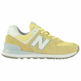 New Balance 574v2 Suede Womens Trainers