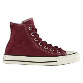 Converse Chuck Taylor All Star Hi Basecamp Suede Trainers