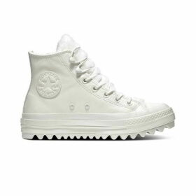 Converse Lifestyle Hi Top Lift Rip Trainers
