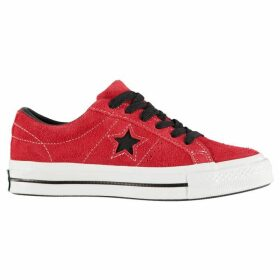Converse One Star Trainers