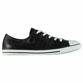 Converse Dainty Leather Trainers