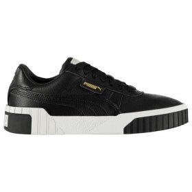 Puma Cali Leather Womens Trainers