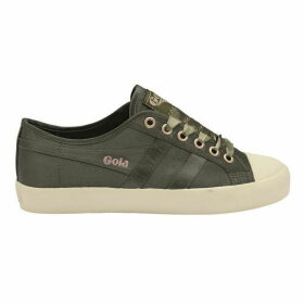 Gola Coaster Satin Trainers