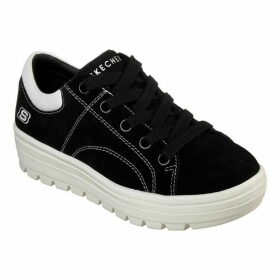 Skechers Cleat Back Trainers