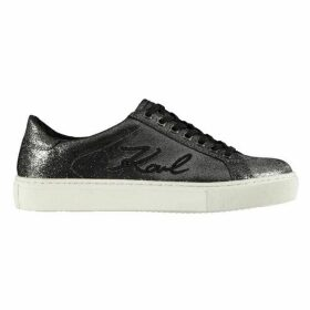 Karl Lagerfeld Kupsole Shimmer Trainers