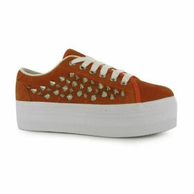 Jeffrey Campbell Play Zomg Suede Trainers
