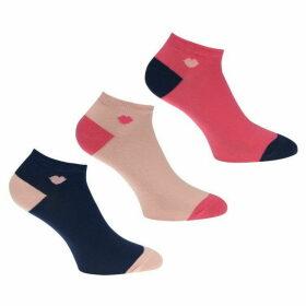 Lulu Guinness Small Lip Trainer Socks