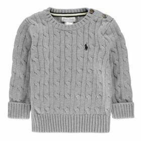Polo Ralph Lauren Cable Crew Jumper