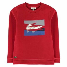 Lacoste Chest Logo Sweatshirt