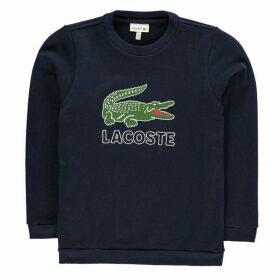 Lacoste Sport Logo Crew Sweatshirt