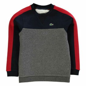 Lacoste Colour Block Jumper