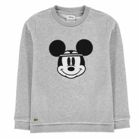 Lacoste Mickey Crew Neck Jumper