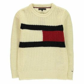 Tommy Hilfiger Flag Logo Sweater