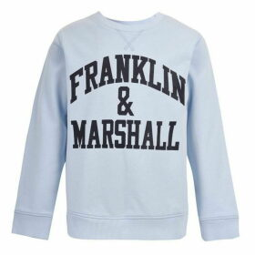 Franklin and Marshall Crew Sweatshirt