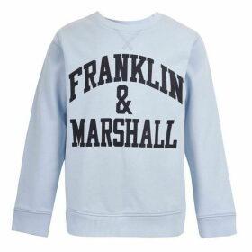 Franklin and Marshall Crew Sweatshirt