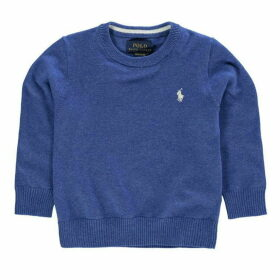 Polo Ralph Lauren Small Logo Crew Jumper