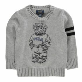 Polo Ralph Lauren Bear Crew Jumper