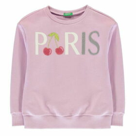 Benetton Cherries Sweatshirt