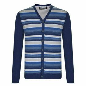 DKNY Stripe Cardigan