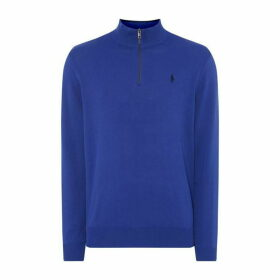 Polo Ralph Lauren Polo quarter Zip Jumper Sn93