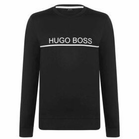 Boss Bodywear Boss Logo Crew Neck Sweater Mens
