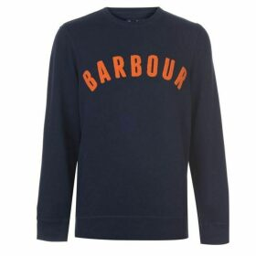 Barbour Lifestyle Barbour Logo Sweater Mens