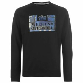 Weekend Offender Boxes Sweater