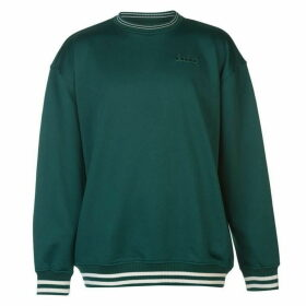 Diadora Barra Crew Neck Jumper