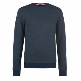 Tommy Bodywear Track Long Sleeve Sweater