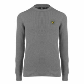 Lyle and Scott Lyle Waffle Knit Jumper