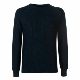 Criminal Magleby Textured Jumper