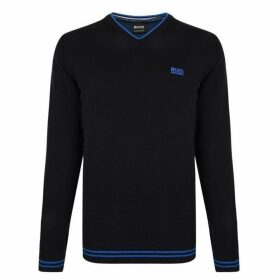 Boss V Neck Jumper