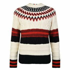 Tommy Hilfiger Fairisle Knitted Jumper