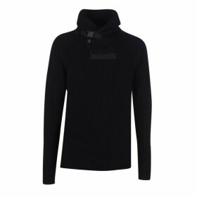 Jack and Jones Core Memphis Shawl Jumper