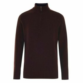 Howick Oakfield Funnel Neck Jumper