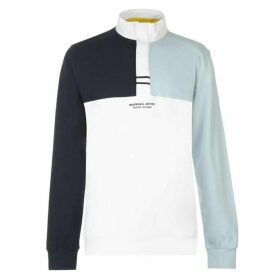 Marshall Artist Sailing Zip Sweater