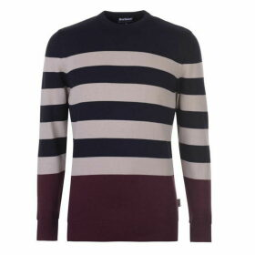 Barbour Lifestyle Barbour Copinsay Crew Jumper Mens