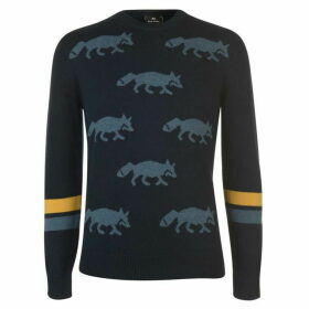 PS by Paul Smith Paul Urban Fox Jumper