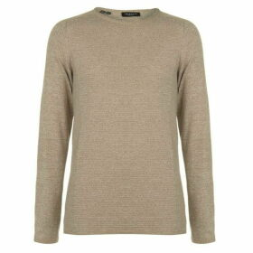 Selected Homme Selected Bakes Crew Neck Jumper Mens