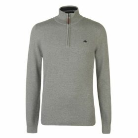 Raging Bull Raging Quarter Zip Jumper