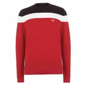 Fred Perry Block Jumper