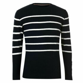 Jack and Jones Knit Crew Neck Jumper Mens