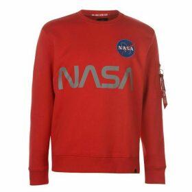 Alpha Industries Alpha Reflective Sweater