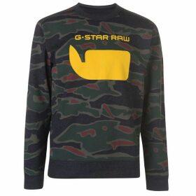 G Star Sverre Crew Sweater