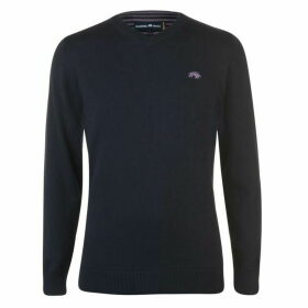 Raging Bull Raging V Neck Jumper